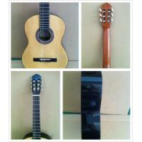 Buy cheap Matt Rosewood Back Solidwood Spruce Wood Classical Guitar 39 inch TP-CG16 from wholesalers