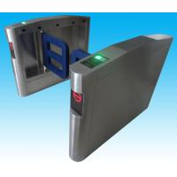 China Indoor Single Swing Arm Barriers for Metro Station / Gate Turnstile 24V DC wholesale