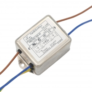 China 110v 220v Single Phase RFI Filter For Cooling Conditioner Equipment wholesale