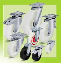 China Nylon Caster Wheels on sale