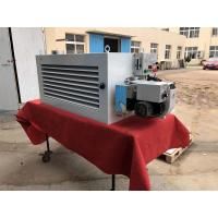 China Workshop Used Oil Heater , 210 Kg Oil Fired Garage Heaters Easy Operation wholesale