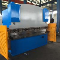 China 63 Ton Full Automatic CNC Hydraulic Sheet Metal Press Brake Machine wholesale