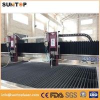 China Magnesium alloy metal water jet cutting machine with multiple heads wholesale