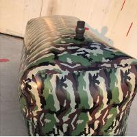 China Camouflage Tarpaulin Water Bladder Drinking Water Storage For Army on sale