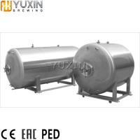 China 10HL 30HL 50HL Industrial Stainless Steel Horizontal Bright Tank wholesale