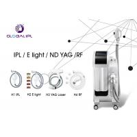 Buy cheap Colour Laser Multifunction IPL RF Beauty Equipment 2500W 44*53*89cm Size from wholesalers