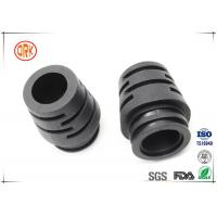 Buy cheap Supplier Customized Black NBR Nitrile Rubber Bushing For Automotive product