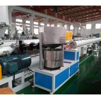 China Cheap price Round Drip Irrigation Pipe Making Machine/6mm-16mm, 30cm dripper space wholesale