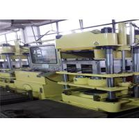 China 4 Hydraulic Cylinder Isobaric Brake Pads Production Line / Brake Shoe Making Machine wholesale