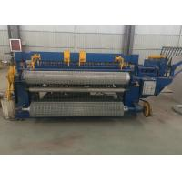 China Resistance Welding Wire Mesh Machine For Coil Mesh Galvanized And Power Coated wholesale