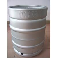 China Spear Available Europe Home Brew Beer Keg , Metal Beer Keg 50l For Brewery wholesale