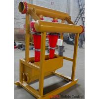 China O&G well drilling mud system hydrocyclone desander for sale at Aipu solids wholesale