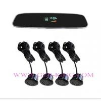 China Parking Sensor with VFD( colorful) display inside the mirror ( 4 sensors) wholesale