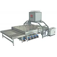 China Shower Room Glass Washing and Drying Machine Flat Glass Panel Glass Cleaning Equipment wholesale