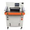 China Program Control Automatic Paper Cutting Machine 670mm High Accuracy wholesale