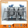 China 1000L Shampoo Shampoo Production Line Semi Solid Equipment  Electrical / Steam Heating wholesale