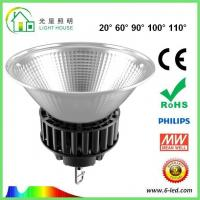 China Energy Saving 100 Watt Led High Bay Light For Commercial Lighting , 100-120LM/W Efficiency wholesale