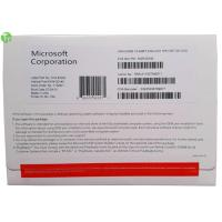 China Microsoft Windows 10 Pro Oem 64 Bit DVD Retail Online Activation , Win 10 Home OEM wholesale