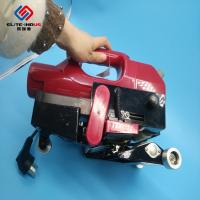 China Hdpe Liner Geomembrane Welding Machine , Plastic Geomembrane Wedge Welder Automatic on sale