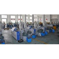 HUASU Double Wall Corrugated Pipe Extruder , Corrugate Pipe Machinery