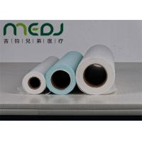 Quality Absorbent Durable Disposable Paper Roll For Massage / Clinic / Dental for sale