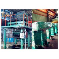 China Automatic Copper Rod casting Upcasting Machine with inverter motor wholesale