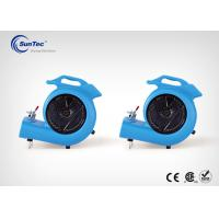 China Flood Restoration Carpet Air Movers / Blower 3 Switch Controls 230 V 50 HZ wholesale