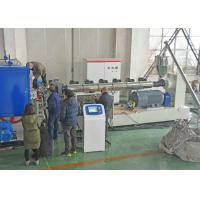 China Vacuum Forming Dimpled HDPE Membrane Sheet Extrusion Equipment Frequency Conversion wholesale