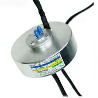 China Compact Pancake Slip Ring of 13 Circuits Transmiting 100M Ethernet for Precise Testing Device wholesale