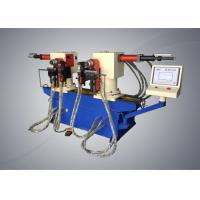 China High Performance Double Head Pipe Bending Machine For Office Furniture Processing wholesale