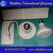 China Ceramic emitter heater lamp wholesale
