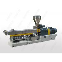 China Powerful Parallel Double Screw Extruder Machine For PET Sheet Board Extrusion wholesale
