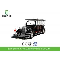 Buy cheap Maintenance Free Battery Used Classic Open Top Sightseeing Bus 11 Seater Electric Classic Car from wholesalers