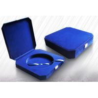 Buy cheap Coin box jewelry velvet box from wholesalers
