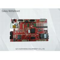 China Compact Red Inkjet Printer PCB Professional Galaxy DX5 Mother Board wholesale