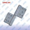 China 01205  Stainless steel truck trailer rear side door flag hinge wholesale