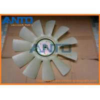 China Engine Cooling Fan Blade 11NA-00110 For Hyundai R320LC-7 Excavator With 11EA Blade wholesale
