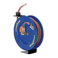 Quality Retractable Welding Hose Reel 65ft. 1/4'' Auto Rewind Oxygen Acetylene Wall for sale