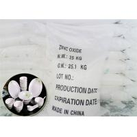 China HS 28170010 High Purity Micronized Zinc Oxide Powder For Ceramics CAS 1314-13-2 wholesale