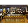 China 2400mm Hotel Equipment Teppanyaki Grill Table Rectangle Japanese Teppanyaki Grills wholesale