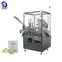 China Automatic High - Speed Vertical Cartoning Machine For Pharmaceutical Cartons Or Boxes wholesale