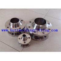 China ASTM A182 F22 Alloy Steel Forged Steel Welding Neck Flange Standard / Non - standard on sale