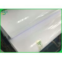 China Cast Coated Glossy And Matte RC Satin 914mm * 30m Photo Paper Roll For Inkjet Printing on sale