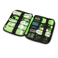 China Universal Cable Organizer Electronics Accessories Case USB Drive Shuttle/ Healthcare & Grooming Kit on sale