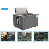 China Single Phase Large Capacity Ultrasonic Cleaner , 38L 600Watt Benchtop Ultrasonic Cleaner wholesale
