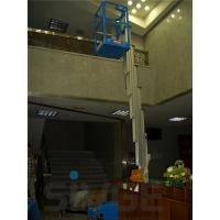 China Hydraulic Aerial Work Platform 8 Meter Platform Height For Shopping Centers wholesale