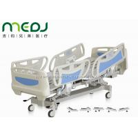 China Hospital Intensive Care Bed Electric Multifunction MJSD04-06 440-760mm Height wholesale