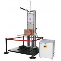 China High Precise Packaging Drop Test Machine Impact Resistance Test Double Track on sale