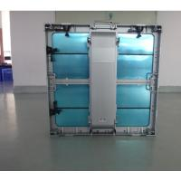 Quality 3D P4.81 SMD LED Display 7500cd / m2 , HD Flexible LED Video Display 500 x 500mm for sale