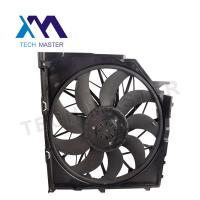 Quality Auto Parts Radiator Car Cooling Fan For BMW E83  Cooling Fans 17113442089 Power 600W for sale